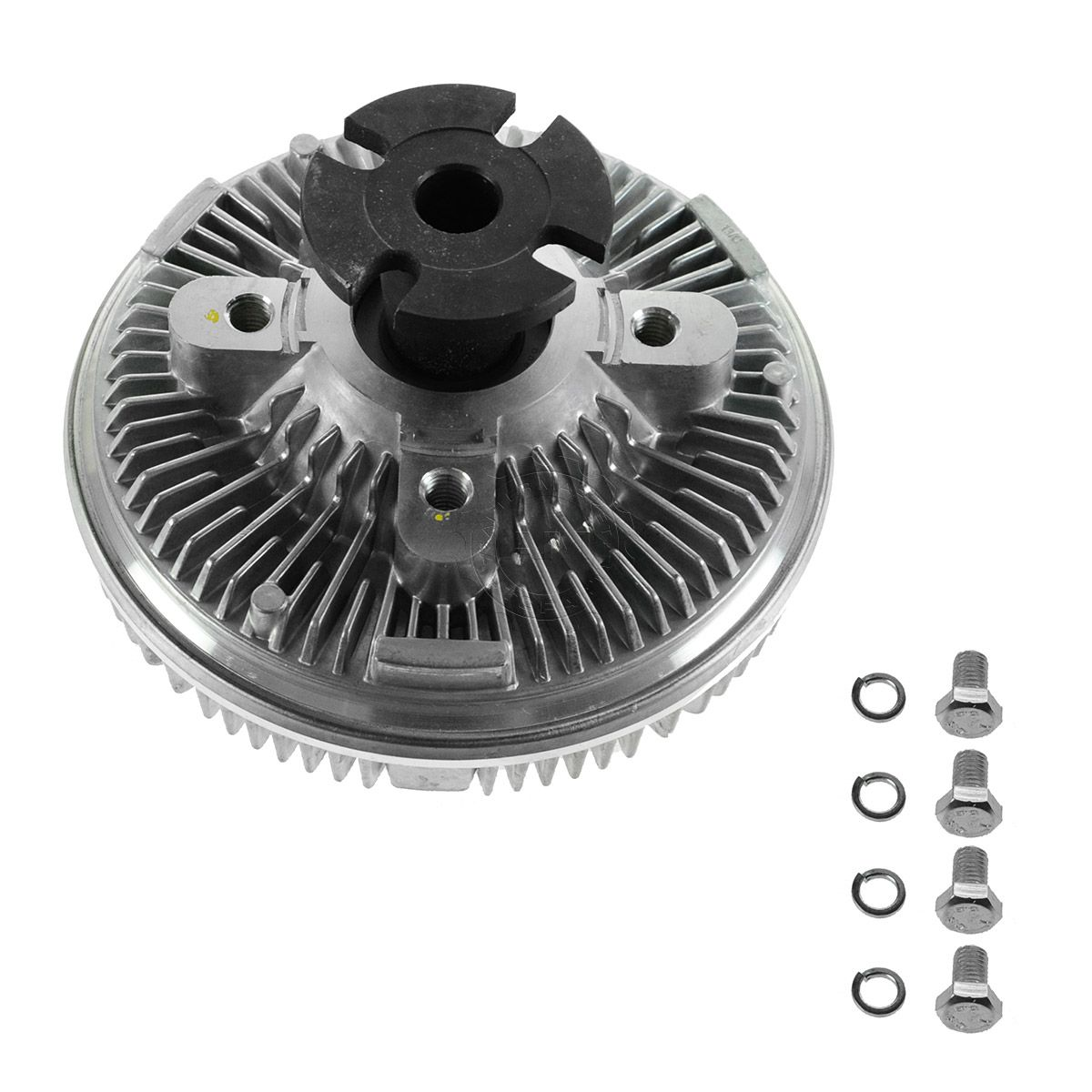 hight resolution of heavy duty radiator cooling fan clutch for chevy gmc pickup truck astro blazer
