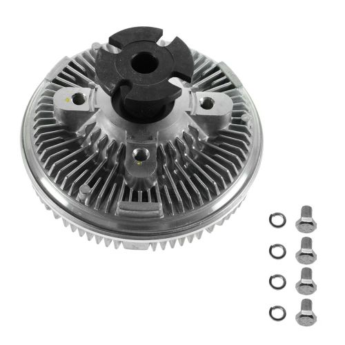 small resolution of heavy duty radiator cooling fan clutch for chevy gmc pickup truck astro blazer