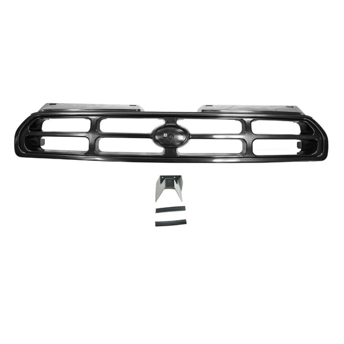 Grille Grill Black For 96 99 Subaru Legacy Outback