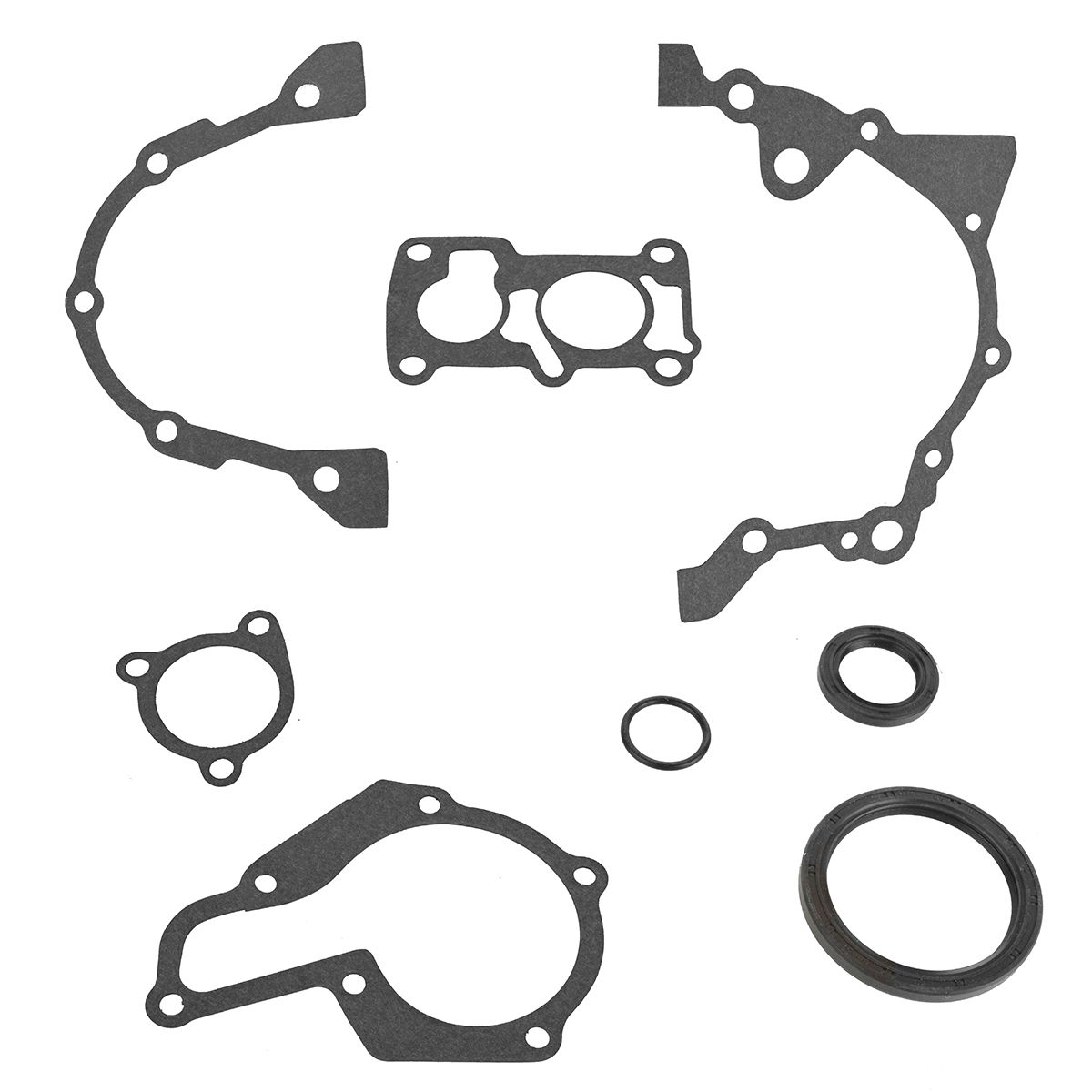 hight resolution of lower engine gasket set for geo metro chevy sprint firefly