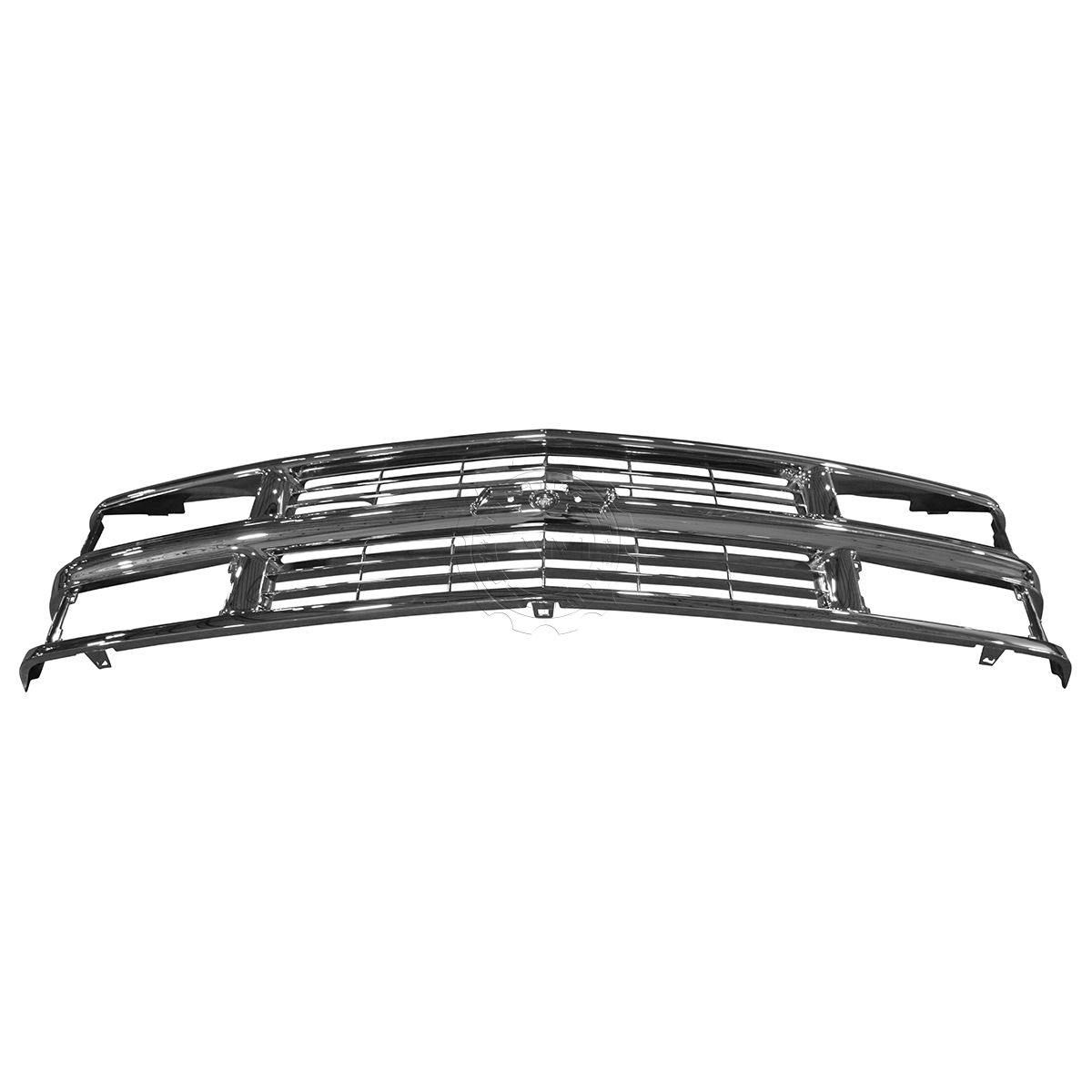 Grille Grill Chrome Front End For Chevy C K Pickup Truck Suburban Tahoe Blazer