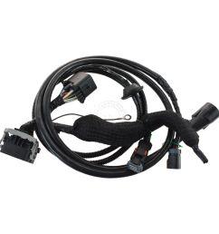oem 82211156ab 7 way trailer towing wiring harness kit for jeep wrangler 2014 jeep wrangler trailer wiring harness [ 1200 x 1200 Pixel ]