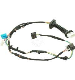 dorman 645 506 rear door wiring harness for 04 05 dodge ram pickup truck [ 1200 x 1200 Pixel ]