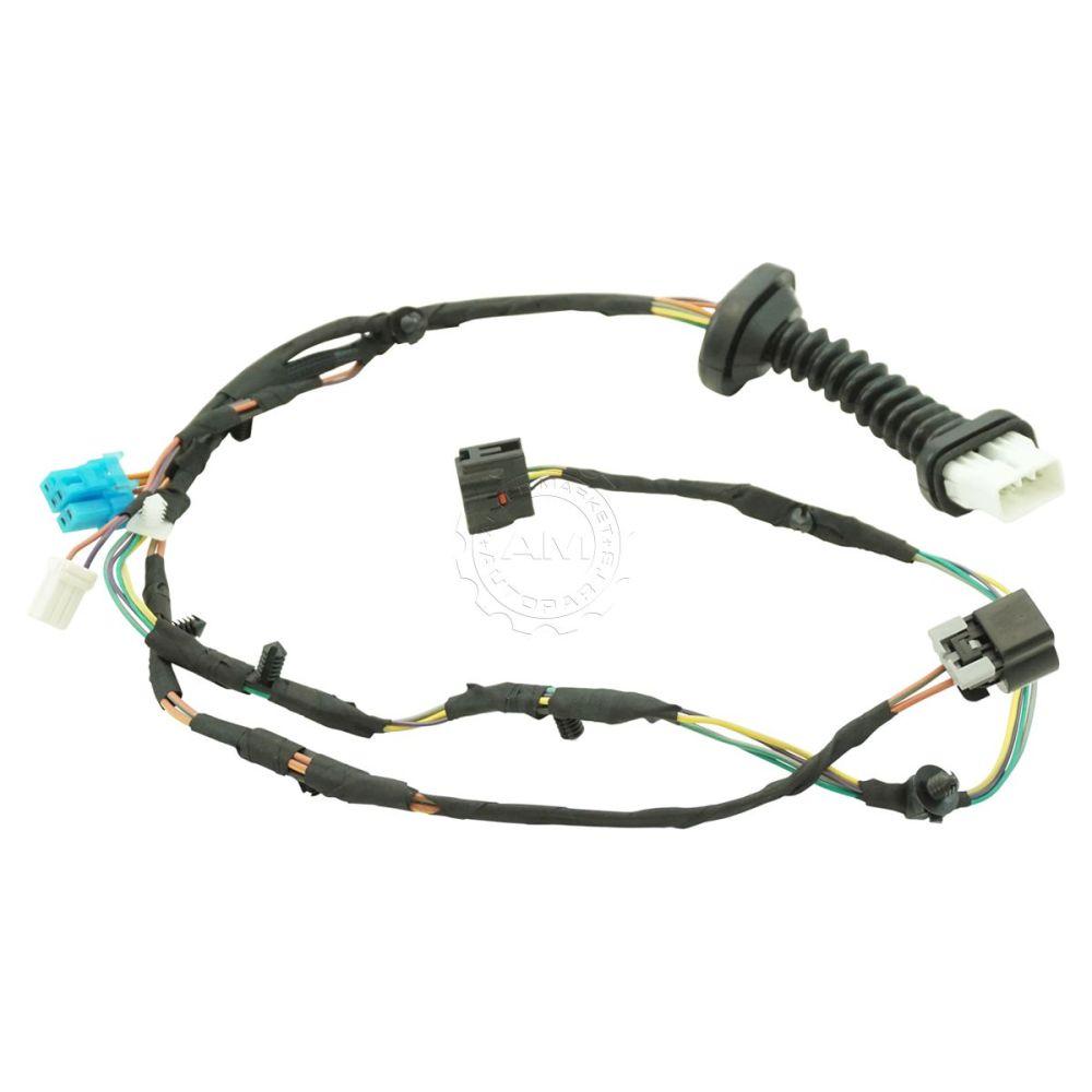 medium resolution of dorman 645 506 rear door wiring harness for 04 05 dodge ram pickup truck