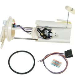 ac delco mu1609 gas fuel pump sending unit for 96 97 chevy tahoe 5 7 [ 1200 x 1200 Pixel ]