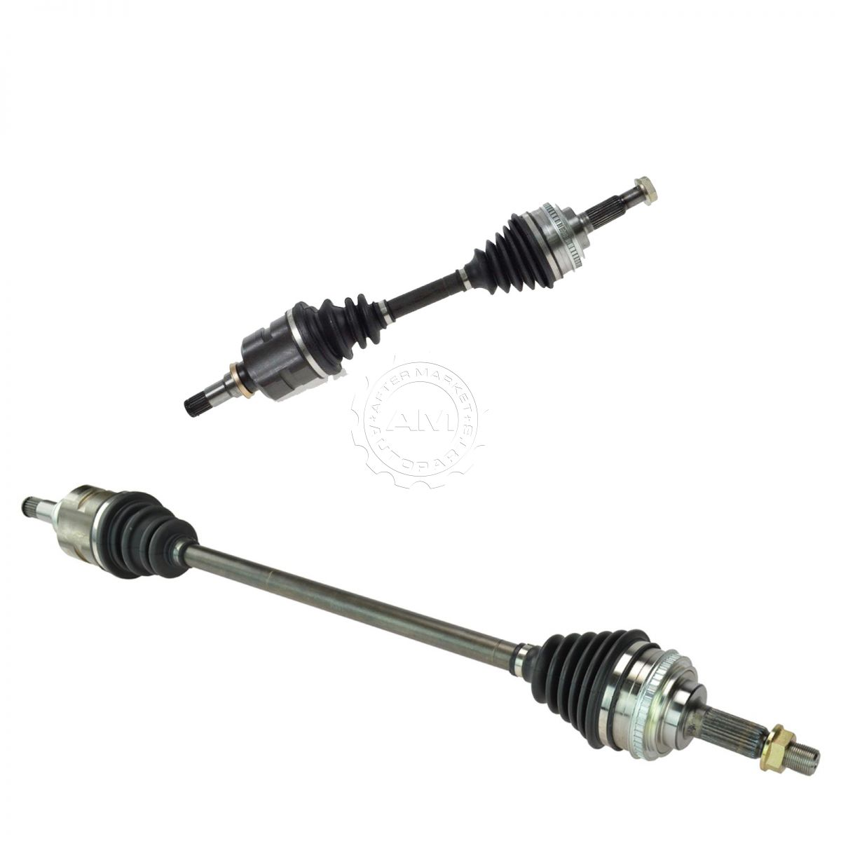 Front CV Joint Axle Shaft Left & Right Pair Set NEW for