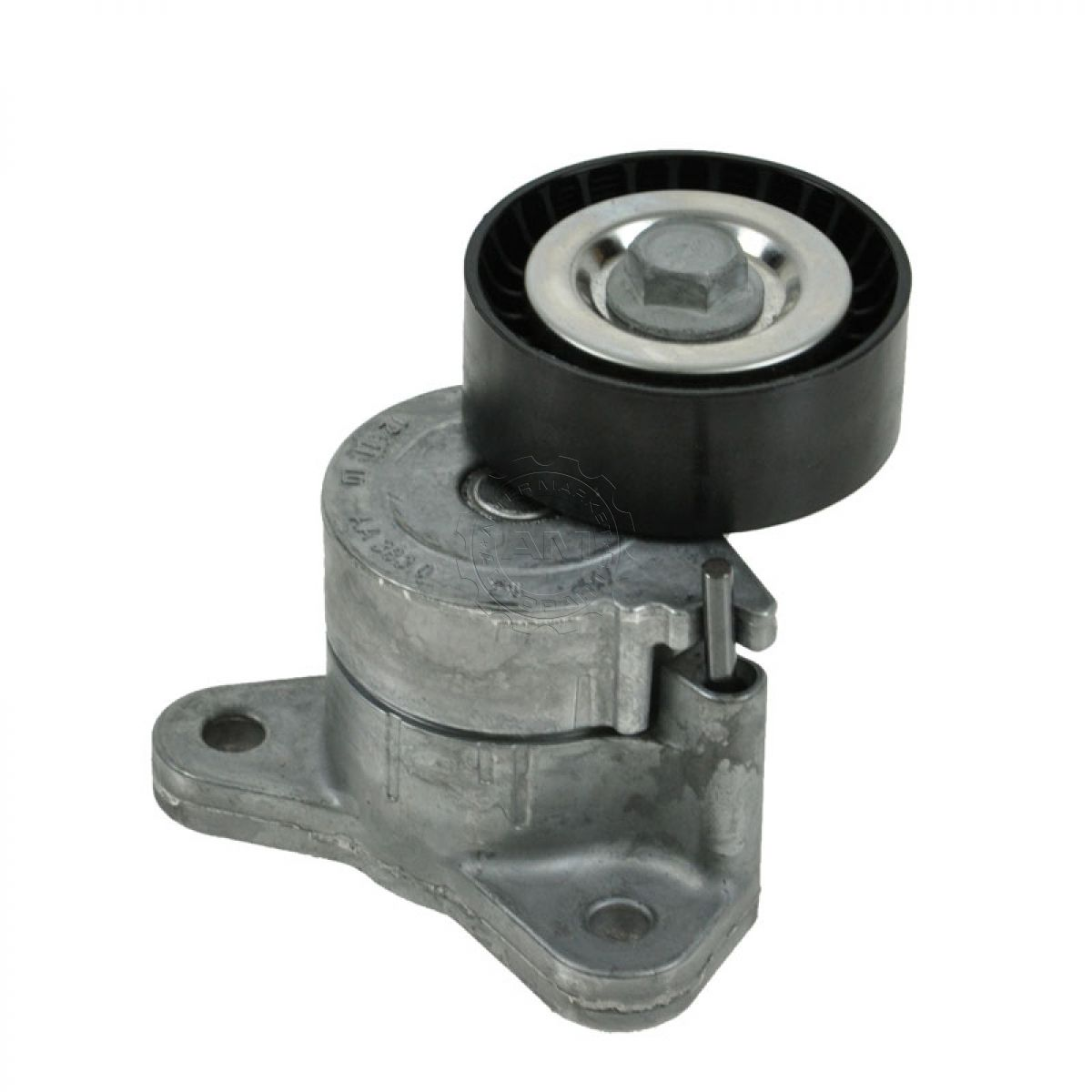 hight resolution of serpentine serp belt tensioner with pulley wheel for chrysler dodge jeep