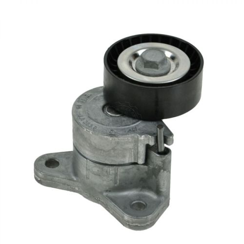 small resolution of serpentine serp belt tensioner with pulley wheel for chrysler dodge jeep