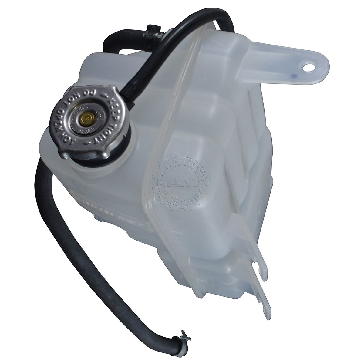 hight resolution of oem 4880498ac radiator coolant overflow tank reservoir for chrysler pacifica new