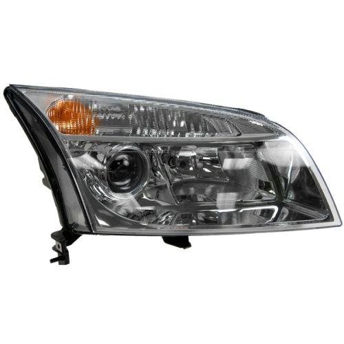 small resolution of headlight headlamp passenger side right rh new for 06 09 mercury milan