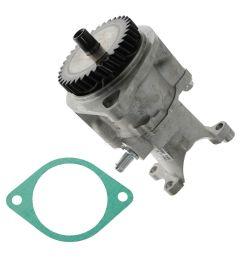 dorman engine vacuum pump w gasket 5019734aa for dodge ram pickup truck [ 1200 x 1200 Pixel ]