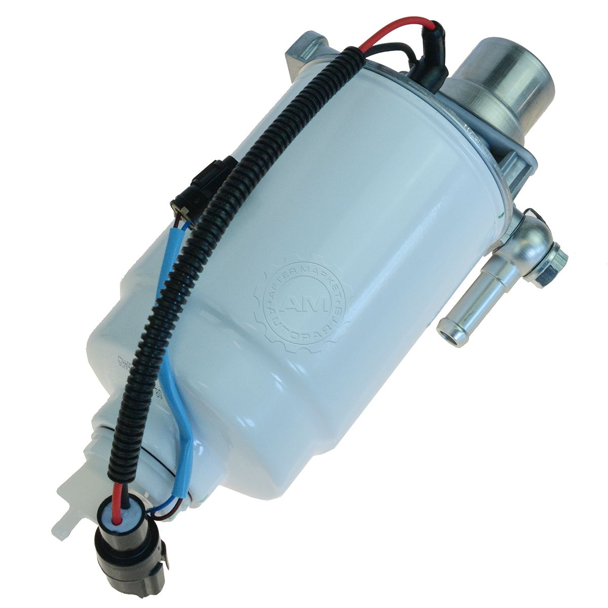 hight resolution of oem fuel filter housing assembly 6 6l duramax turbo diesel for 03 09 chevy gmc
