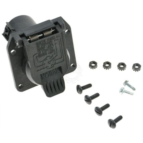 small resolution of dorman trailer hitch harness wiring plug connector receptacle for ford lincoln