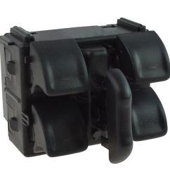 oem master power window switch center dash mounted for jeep wrangler 4 door new [ 1200 x 1200 Pixel ]
