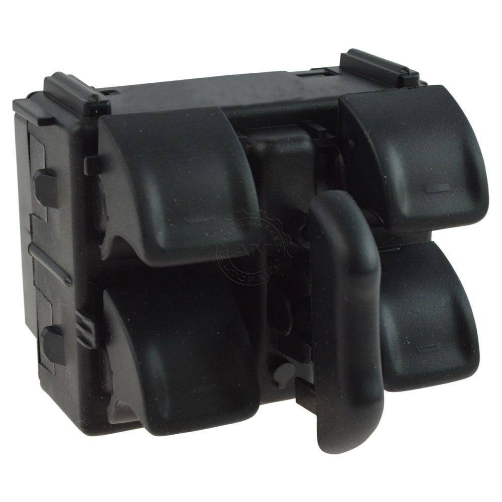 medium resolution of oem master power window switch center dash mounted for jeep wrangler 4 door new