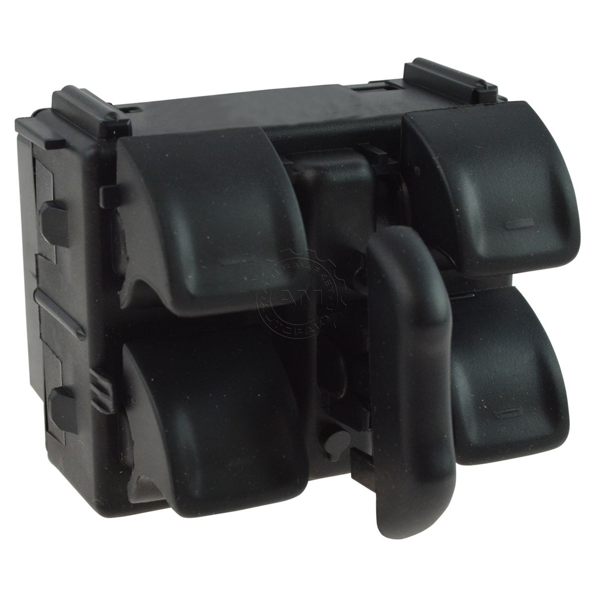 hight resolution of oem master power window switch center dash mounted for jeep wrangler 4 door new