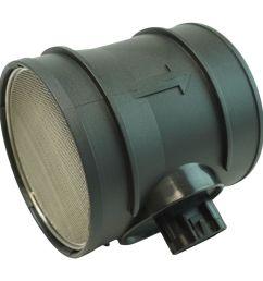 mass air flow meter sensor w housing for chevy gmc cadillac pontiac v8 [ 1200 x 1200 Pixel ]