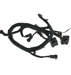 oem fuel injector wiring harness for 05 07 ford diesel truck [ 1200 x 1200 Pixel ]