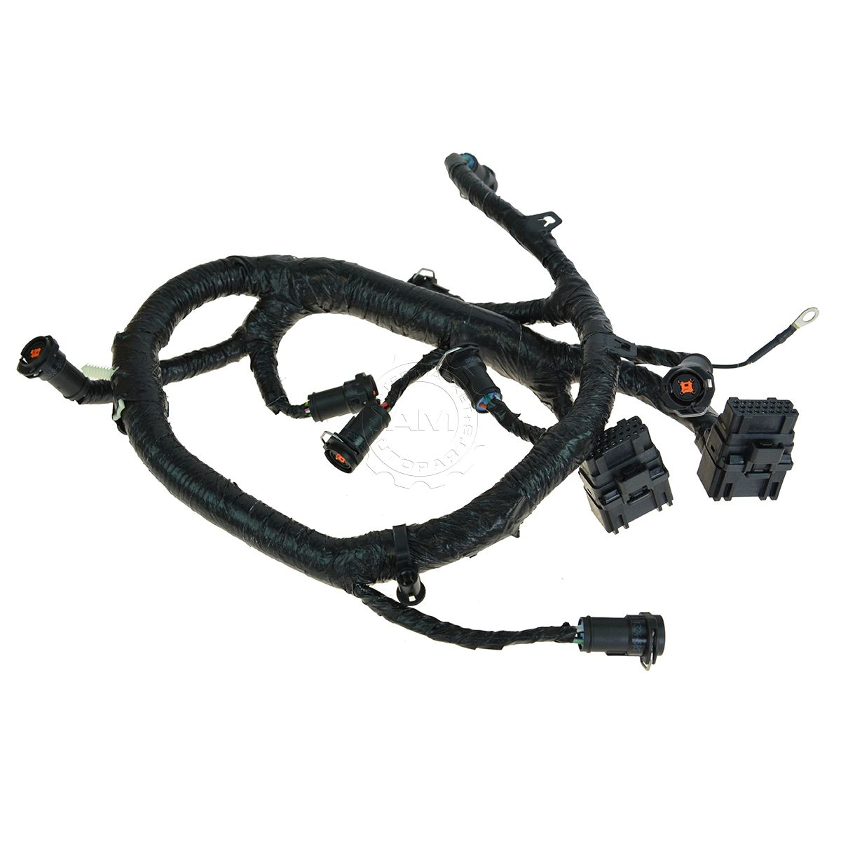 hight resolution of oem fuel injector wiring harness for 05 07 ford diesel truck