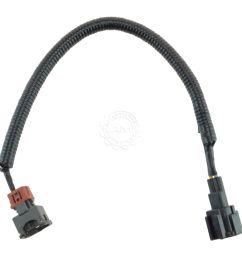 engine knock sensor wire harness plug pigtail for nissan infiniti [ 1200 x 1200 Pixel ]
