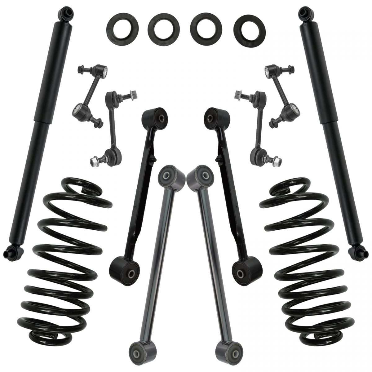 Sway Bar Links Kit For 2010 2011 2012 2013 Lexus RX350