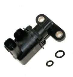 evap canister bypass purge solenoid valve for 3 2cl 3 2tl accord civic prelude [ 1200 x 1200 Pixel ]