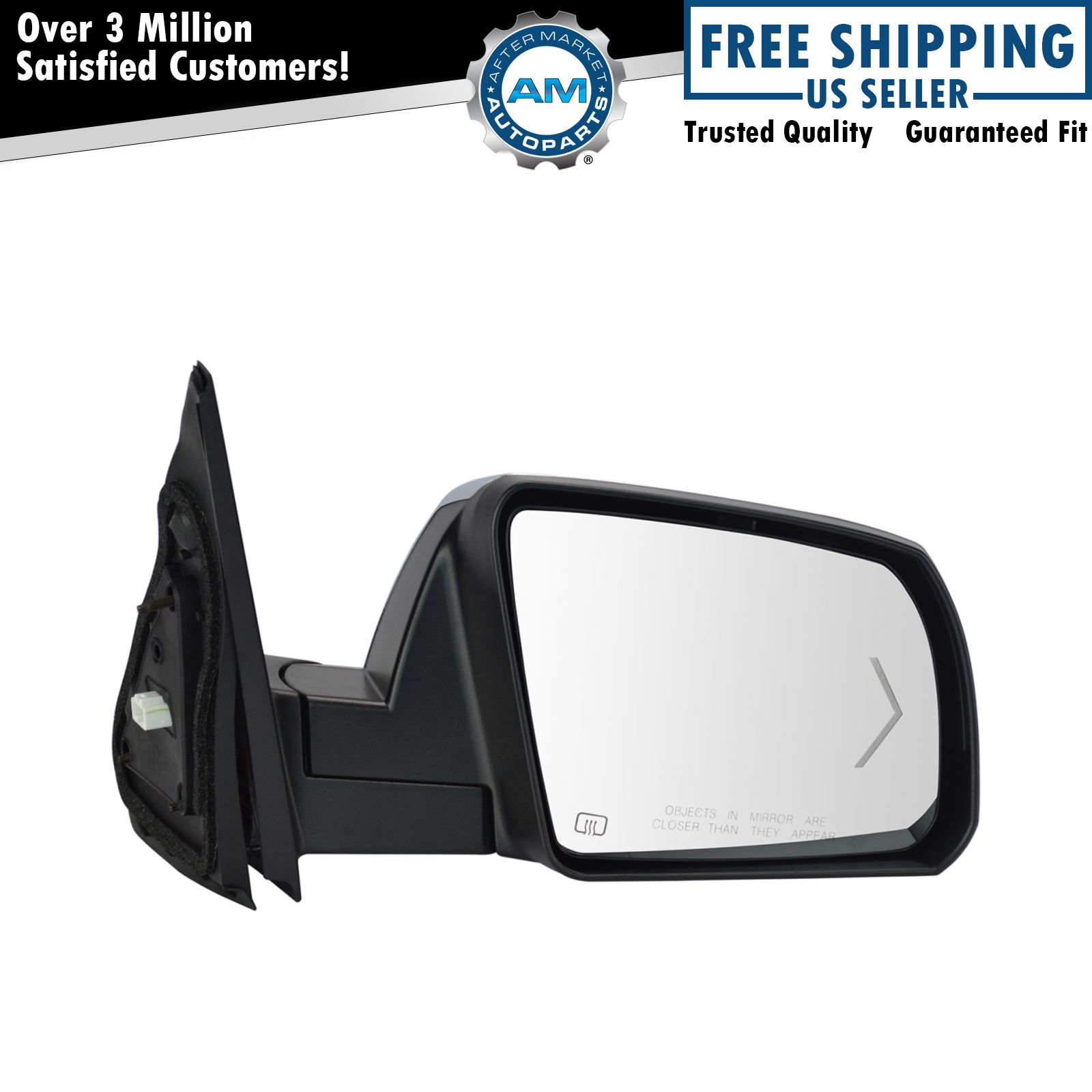 Mirror Replacement Highlander Toyota