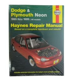 haynes repair service manual for 95 99 dodge plymouth neon [ 1200 x 1200 Pixel ]