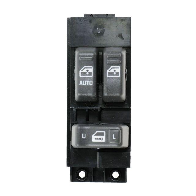 Gray Front Master Power Window Switch Driver for 99 Silverado Sierra 1500 2500