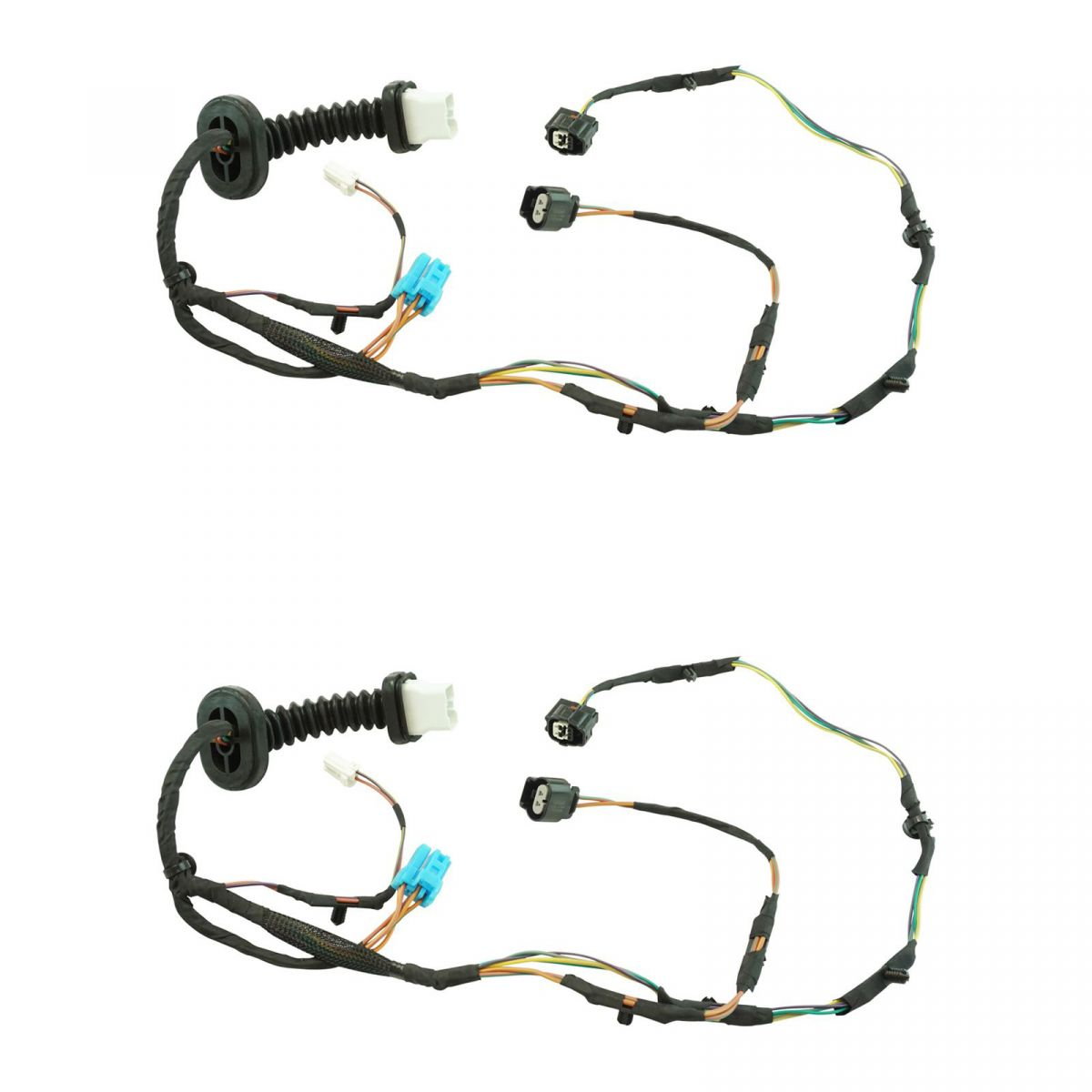 Dorman 645-506 Rear Door Wiring Harness Pair for 04-05