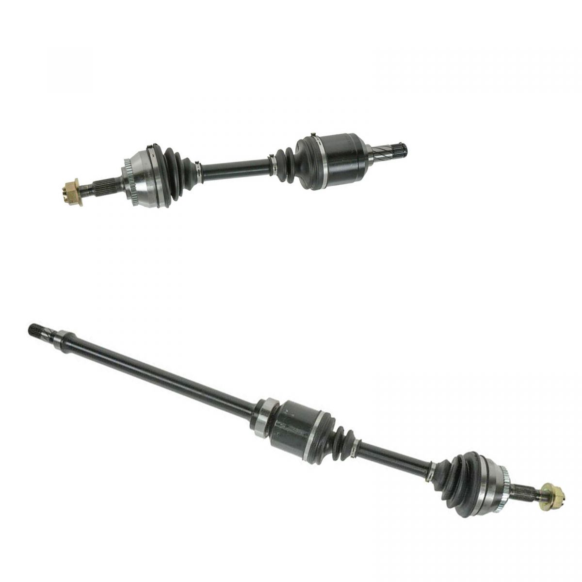 A1 CARDONE Front CV Joint Axle Shaft Pair Set for Volvo