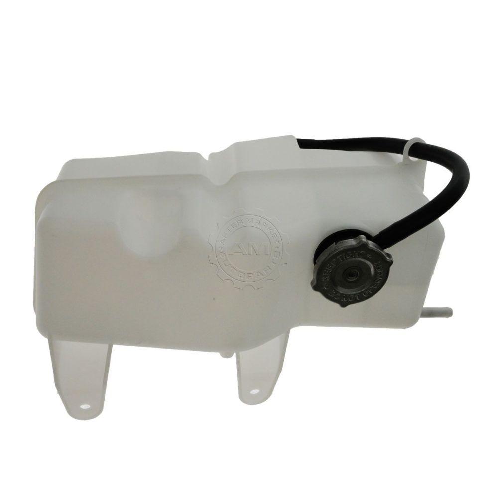 medium resolution of dorman radiator coolant overflow tank bottle reservoir for chrysler