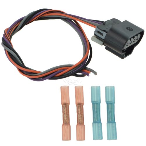 small resolution of delphi fa10003 fuel pump wiring harness connector oval plug for chevy gmc new