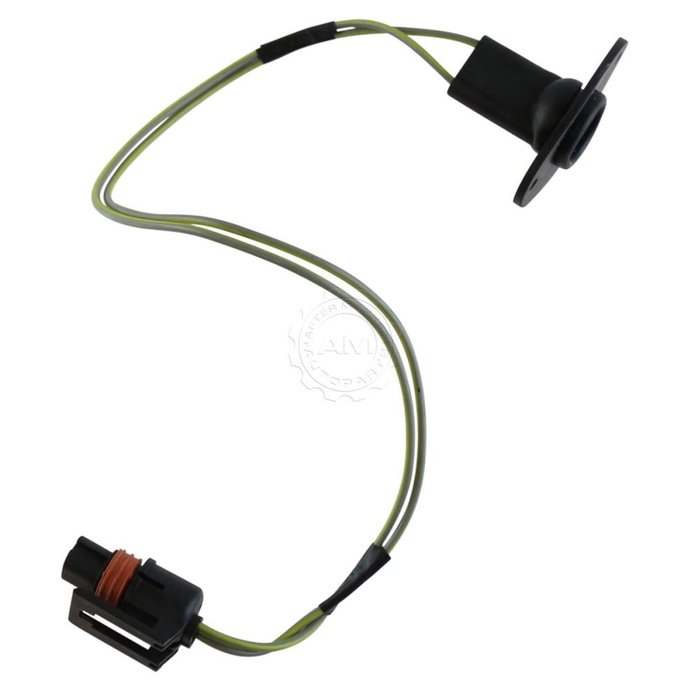 medium resolution of dorman license plate light wire harness rear for dodge ram 1500 2500 3500