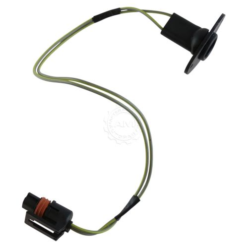 small resolution of dorman license plate light wire harness rear for dodge ram 1500 2500 3500