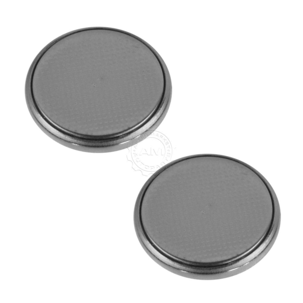 medium resolution of oem keyless remote key fob battery pair cr2025 for mercedes benz a000828038810