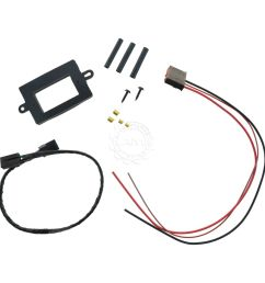 atc blower motor resistor wiring harness upgrade kit for 99 04 grand cherokee [ 1200 x 1200 Pixel ]