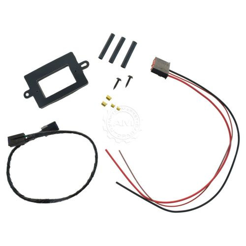 small resolution of atc blower motor resistor wiring harness upgrade kit for 99 04 grand cherokee