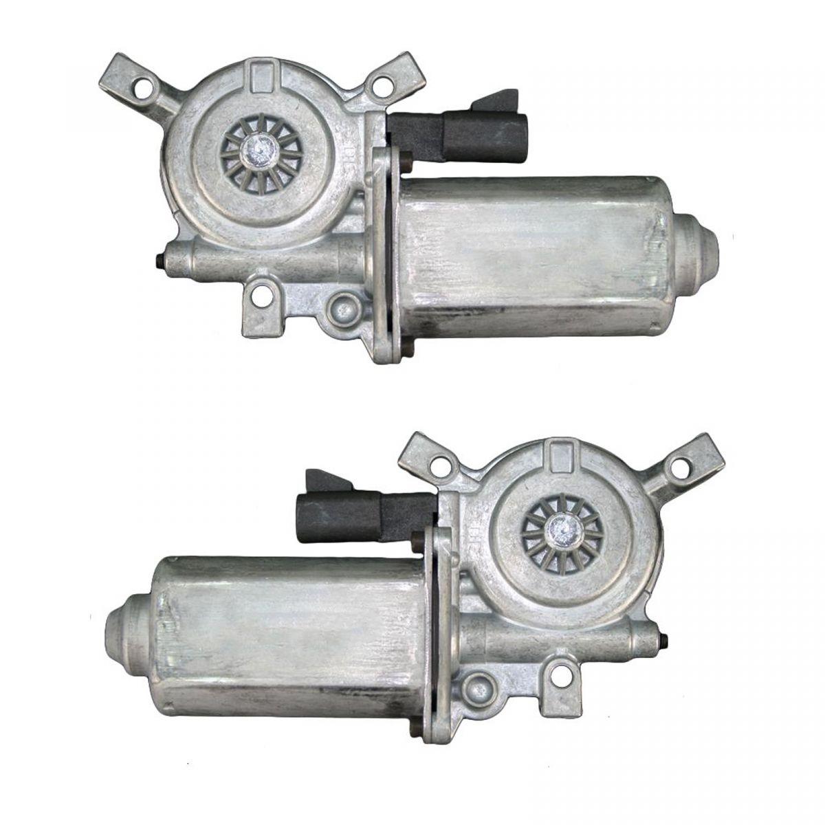 hight resolution of power window motors pair set for chevy pontiac olds malibu venture montana van