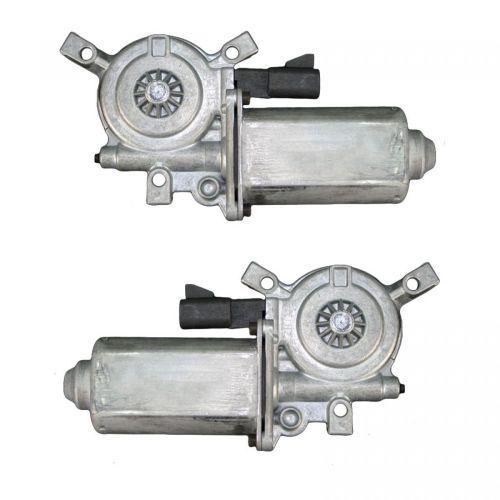 small resolution of power window motors pair set for chevy pontiac olds malibu venture montana van