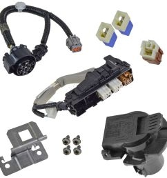 nissan pathfinder trailer wiring harness or [ 1200 x 1200 Pixel ]