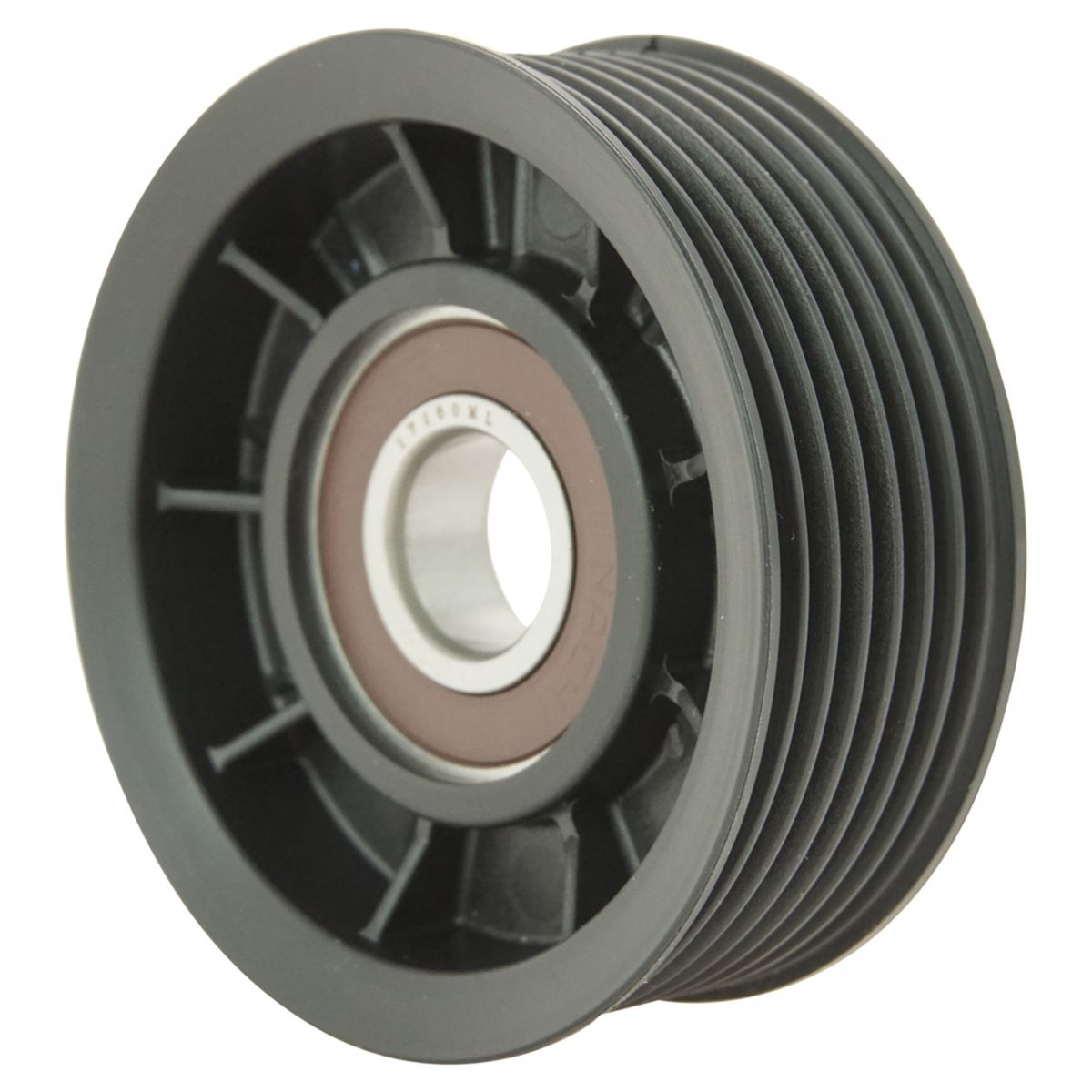 hight resolution of hemi serpentine belt idler pulley grooved for 03 08 dodge ram pickup truck 5 7l