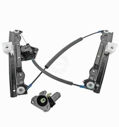 power window regulator with 2 pin motor front driver side left for 2008 dodge avenger engine diagram 2008 dodge avenger window diagram [ 1200 x 1200 Pixel ]