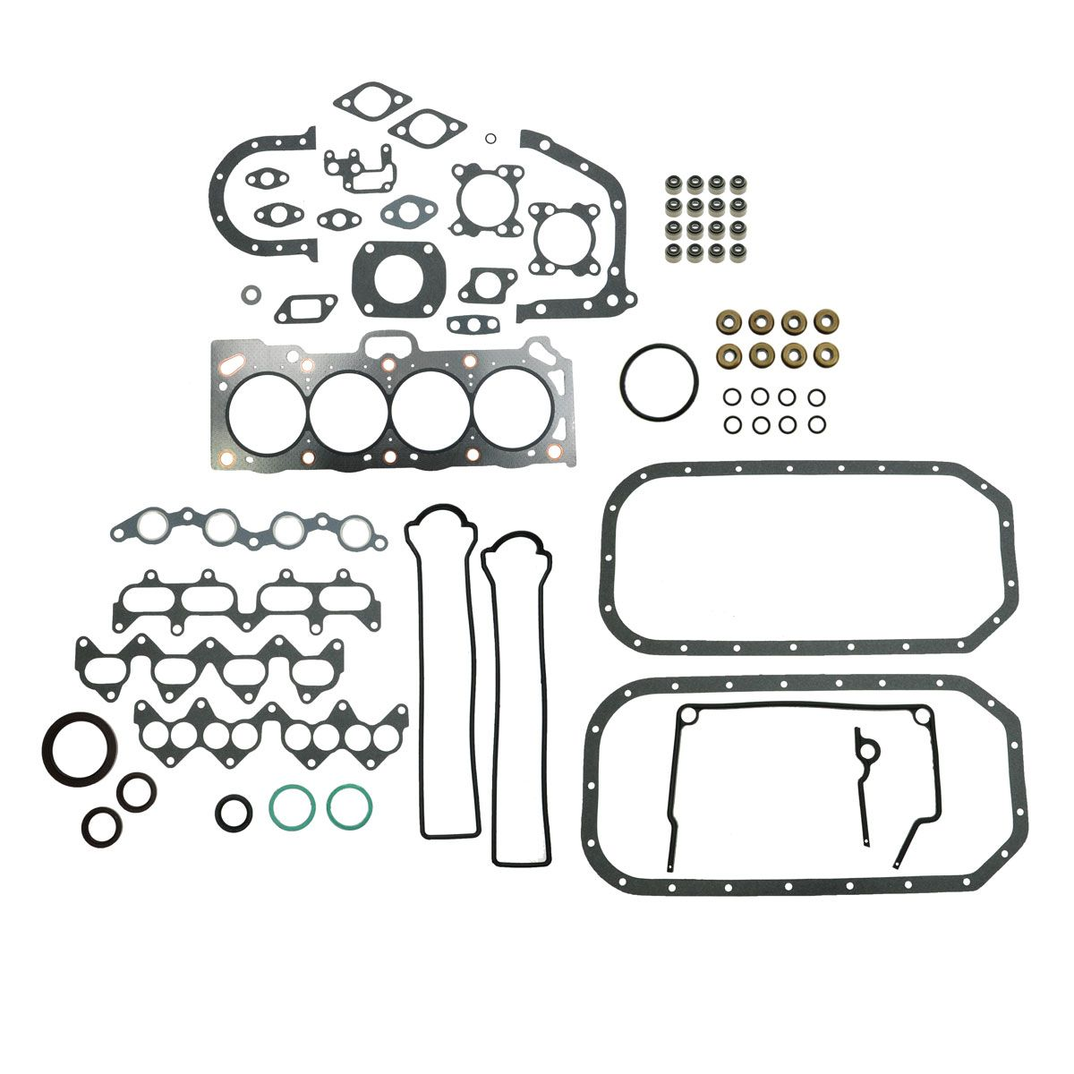 Complete Engine Gasket Set w/ Head Gasket for MR2 Nova