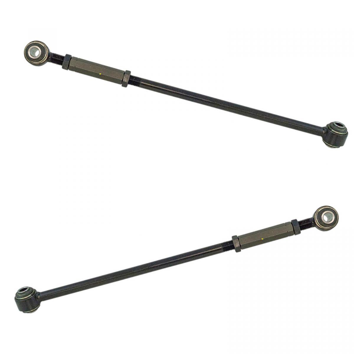 Moog Rear Lower Rearward Control Arm Lr Amp Rr Set Of 2 Pair