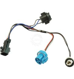 dorman headlight wiring harness or side for chevy cobalt pontiac g5 h7 wiring harness dorman headlight [ 1200 x 1200 Pixel ]