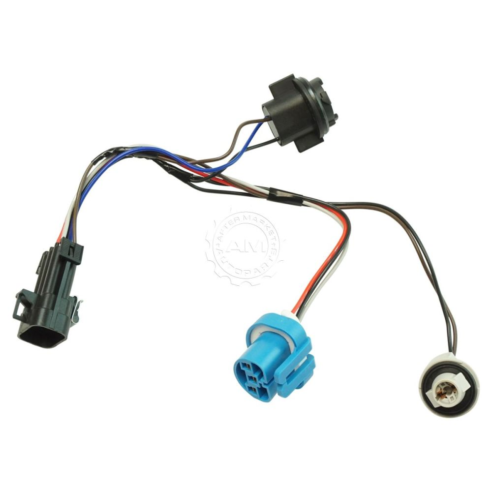 medium resolution of dorman headlight wiring harness or side for chevy cobalt pontiac g5 h7 wiring harness dorman headlight
