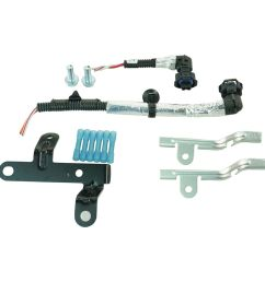 dorman fuel injector wiring harness repair kit updated design for duramax diesel [ 1200 x 1200 Pixel ]