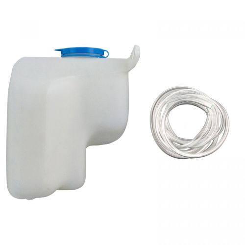 small resolution of windshield washer reservoir bottle tank w pump for 88 92 toyota corolla prizm