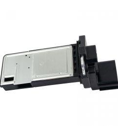 delphi af10412 mass air flow sensor maf for chevrolet buick cadillac gmc new [ 1200 x 1200 Pixel ]